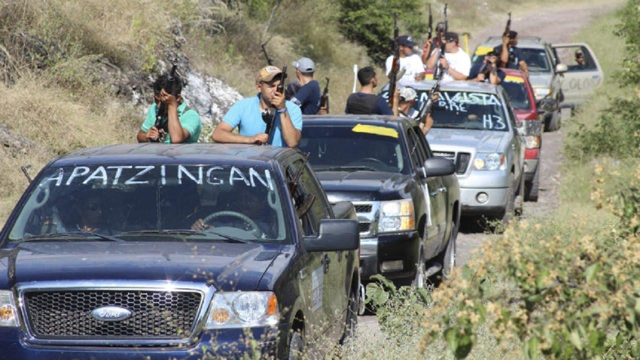 Uruapan padece el rebrote de violencia en Michoacán   Seguridad y Defensa